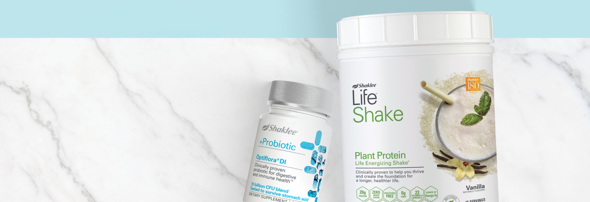 New Shaklee Nutrition